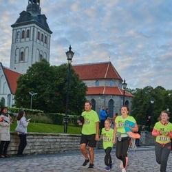 Nike Noortejooks/ We Run Tallinn - Kati Arro (1673), Emma-Katarina Arro (1674), Karoliina Reose (3123)