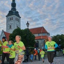 Nike Noortejooks/ We Run Tallinn - Sandra Sommer (939), Mona Robin Vöörmann (940), Brit Marii Veri (1602), Luna Triste Kõu (3302)