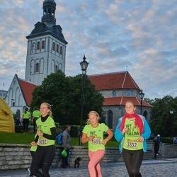 Nike Noortejooks/ We Run Tallinn - Mari Petersen (1692), Anni Annus (1695), Sirelin Tammaru (3332)