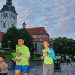 Nike Noortejooks/ We Run Tallinn - Ester Nugis (1220), Adrian Cercenia (2310)