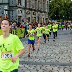 Nike Noortejooks/ We Run Tallinn - Georgi Vinogradov (194), Jekaterina Mirotvortseva (1047), Joonas Paju (1209), Rain Tasane (1730)