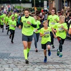 Nike Noortejooks/ We Run Tallinn - Rico Kibur (130), Mait Kaaver (1717), Alan-Ats Pungas (3460)