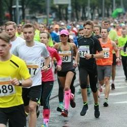 SEB Tallinna Maratoni Sügisjooks 10 km - Aleksander Kaju (971)