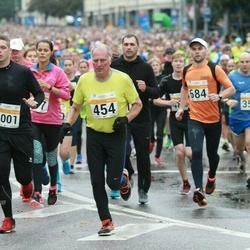 SEB Tallinna Maratoni Sügisjooks 10 km - Aare Selge (454), Kristjan Vinkman (684), Kristo Fedorits (1001)