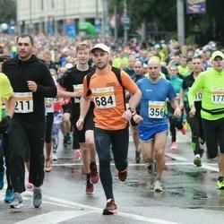 SEB Tallinna Maratoni Sügisjooks 10 km - Aare Selge (454), Kristjan Vinkman (684), Martin Liivamägi (1772)