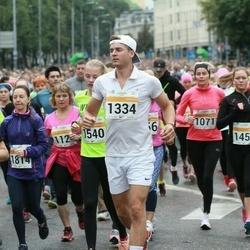 SEB Tallinna Maratoni Sügisjooks 10 km - Birger Aavik (1334), Aleksandra Dobrõnina (1458)