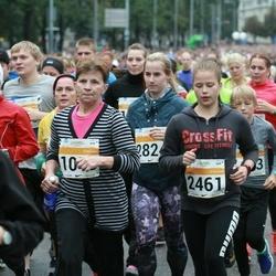 SEB Tallinna Maratoni Sügisjooks 10 km - Jaanika Paas (2461)