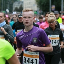SEB Tallinna Maratoni Sügisjooks 10 km - Artur Simmo Kaitsa (3441)