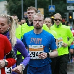 SEB Tallinna Maratoni Sügisjooks 10 km - Mikko Suomalainen (2940)