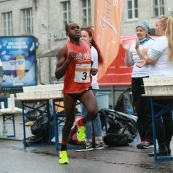 SEB Tallinna Maratoni Sügisjooks 10 km - Ibrahim Mukunga (3)