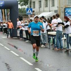 SEB Tallinna Maratoni Sügisjooks 10 km - Martins Auzins (1798)