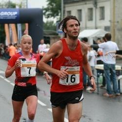SEB Tallinna Maratoni Sügisjooks 10 km - Liina Luik (7), Patrick Brown (16)