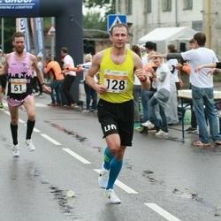 SEB Tallinna Maratoni Sügisjooks 10 km - Mikko Mäkelä (51), Koit Uus (128)
