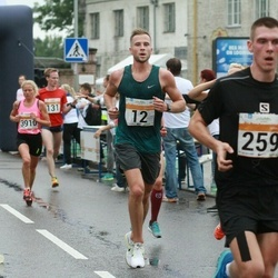 SEB Tallinna Maratoni Sügisjooks 10 km - Rasmus Mägi (12), Tanel Rauk (259)