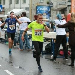 SEB Tallinna Maratoni Sügisjooks 10 km - Christopher Kalev (48), Hannes Metssalu (237)