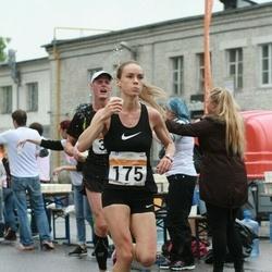 SEB Tallinna Maratoni Sügisjooks 10 km - Katrina Stepanova (175)