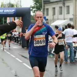 SEB Tallinna Maratoni Sügisjooks 10 km - Andres Sang (3869)