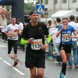 SEB Tallinna Maratoni Sügisjooks 10 km - Brit Rammul (243), Karitsa Keisteri (1136)