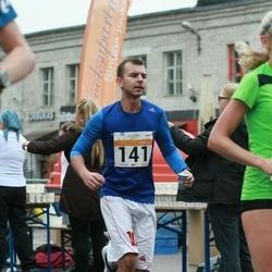 SEB Tallinna Maratoni Sügisjooks 10 km - Martin Kalmet (141)