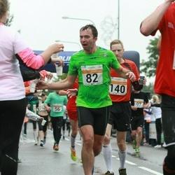 SEB Tallinna Maratoni Sügisjooks 10 km - Jüri Saar (82)
