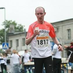 SEB Tallinna Maratoni Sügisjooks 10 km - Sergei Mager (1817)