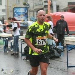 SEB Tallinna Maratoni Sügisjooks 10 km - Madis Rajando (679)