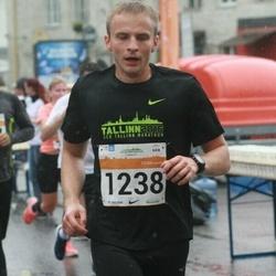 SEB Tallinna Maratoni Sügisjooks 10 km - Kaarel Lapimaa (1238)