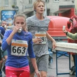 SEB Tallinna Maratoni Sügisjooks 10 km - Ann Valang (663)