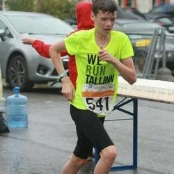 SEB Tallinna Maratoni Sügisjooks 10 km - Ravel Leisalu (541)