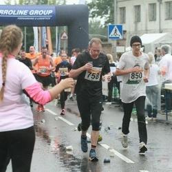SEB Tallinna Maratoni Sügisjooks 10 km - Kristjan Alliksoo (758), Ivo Unt (850)