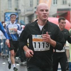 SEB Tallinna Maratoni Sügisjooks 10 km - Fredi Puurand (1113)