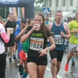 SEB Tallinna Maratoni Sügisjooks 10 km - Kaspar Kurm (312), Meelis Lipping (953), Kertu Kula (1524)