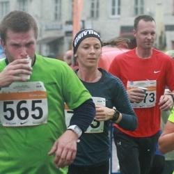 SEB Tallinna Maratoni Sügisjooks 10 km - Martin Niglas (565), Siim Ojakõiv (2673)