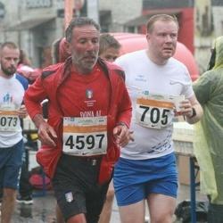 SEB Tallinna Maratoni Sügisjooks 10 km - Martin Lember (705), Pietro Del Žoppo (4597)