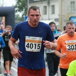 SEB Tallinna Maratoni Sügisjooks 10 km - Karli Saar (4015)