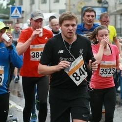 SEB Tallinna Maratoni Sügisjooks 10 km - Mihhail Tõrtõšnõi (775), Ander Sõõrumaa (846), Merli Kiisma (3523)