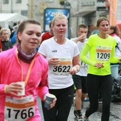 SEB Tallinna Maratoni Sügisjooks 10 km - Mairi Zernand (1209), Piret Tääker (3622)