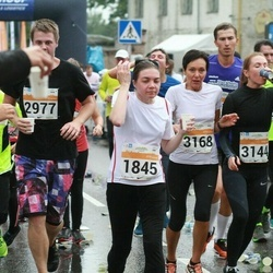 SEB Tallinna Maratoni Sügisjooks 10 km - Anita Reitere (1845), Merili Valdaru (3144), Krista Bergmann (3168)