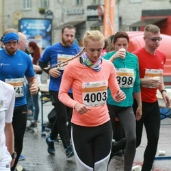 SEB Tallinna Maratoni Sügisjooks 10 km - Tiina Ollema (4003)