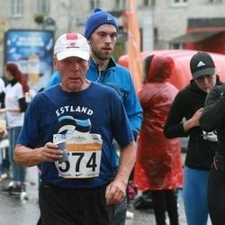 SEB Tallinna Maratoni Sügisjooks 10 km - Kalle Palmar (574), Kaidi Reedi (3680)