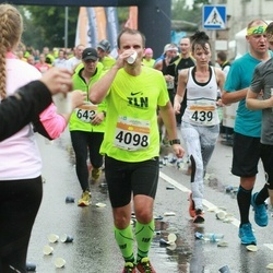 SEB Tallinna Maratoni Sügisjooks 10 km - Christina Kallas (439), Üllar Murumäe (1474), Erkki Metsa (4098)