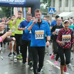 SEB Tallinna Maratoni Sügisjooks 10 km - Annelii Eglit (1008), Raigo Birnbaum (3337)