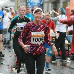 SEB Tallinna Maratoni Sügisjooks 10 km - Annelii Eglit (1008)
