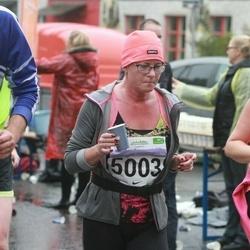 SEB Tallinna Maratoni Sügisjooks 10 km - Anneli Võigas (5003)