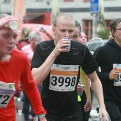 SEB Tallinna Maratoni Sügisjooks 10 km - Artjom Šestajev (3519), Einar Treimann (3998), Marta Korts-Laur (5072)