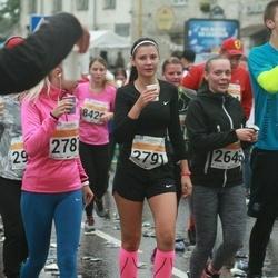 SEB Tallinna Maratoni Sügisjooks 10 km - Armin Evert Lelle (1992), Aidi Hamburg (2646), Jane Lanno (2791)