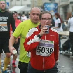 SEB Tallinna Maratoni Sügisjooks 10 km - Katrin Sommer-Gorohhov (5038)
