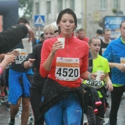 SEB Tallinna Maratoni Sügisjooks 10 km - Aleksandra Kazanina (4520)