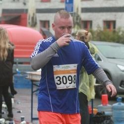 SEB Tallinna Maratoni Sügisjooks 10 km - Tommi Brandt (3098)