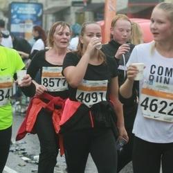 SEB Tallinna Maratoni Sügisjooks 10 km - Annabel Pern (1034), Jüri Sikka (4091), Lizeth Marii Salm (4622), Merle Kukk (8577)